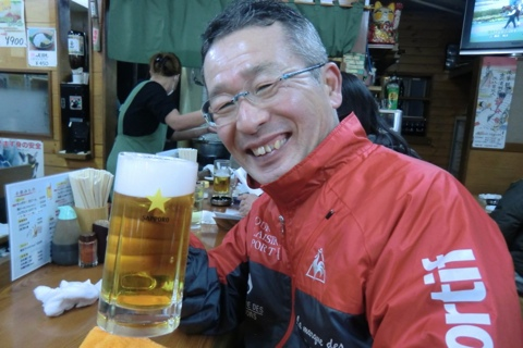 20130203東京マラソン試走1