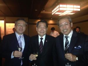 20131212弘兼さんタニンさん名古屋にて